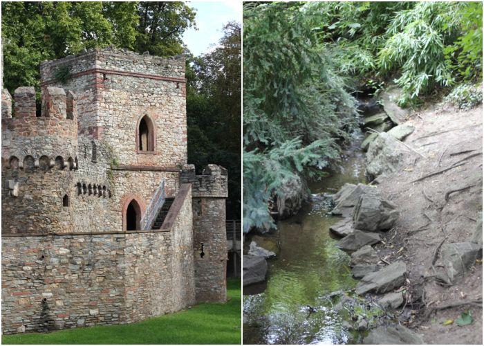 Mein Sommer - Schlosspark in Biebrich und Kurpark - diephotographin