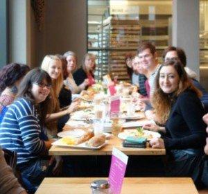 BloggerBreakfast im Bastians