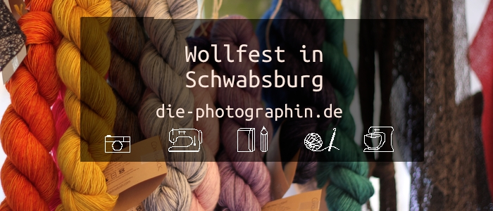 Das Wollfest in Schwabsburg 2015