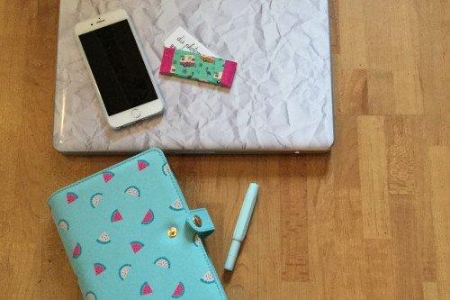 Planungshilfsmittel für 29daysofblogging