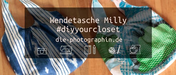 Wendetasche Milly von Pattydoo #diyyourcloset