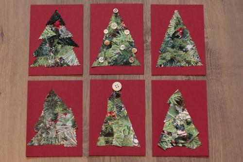 DIY Foto Weihnachtskarte - diephotographin