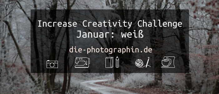 Januar – Increase Creativity Challenge
