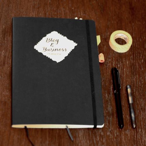 #28daysofblogging: Notizbuch, Stifte und Washi Tape brauche ich zur Planung. Wie macht ihr das?