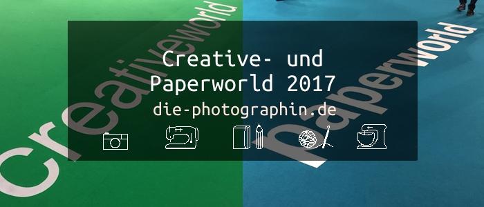 Mein Besuch auf der Paperworld 2017