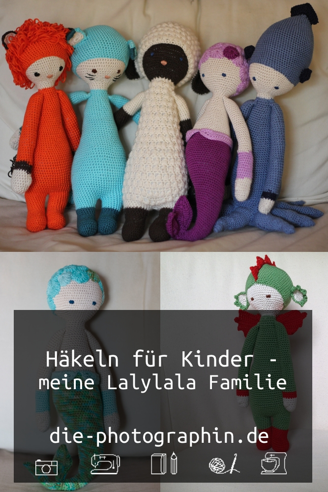 Häkeln Für Kinder Meine Lalylala Familie Diephotographin
