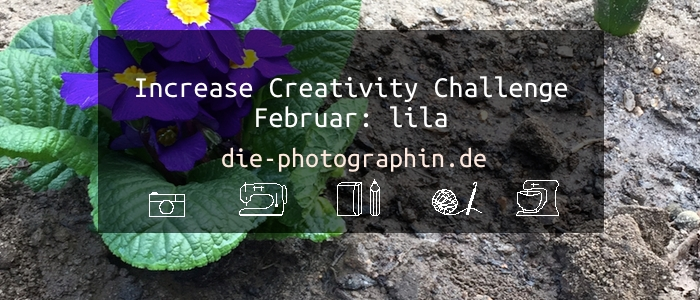 Februar – Increase Creativity Challenge