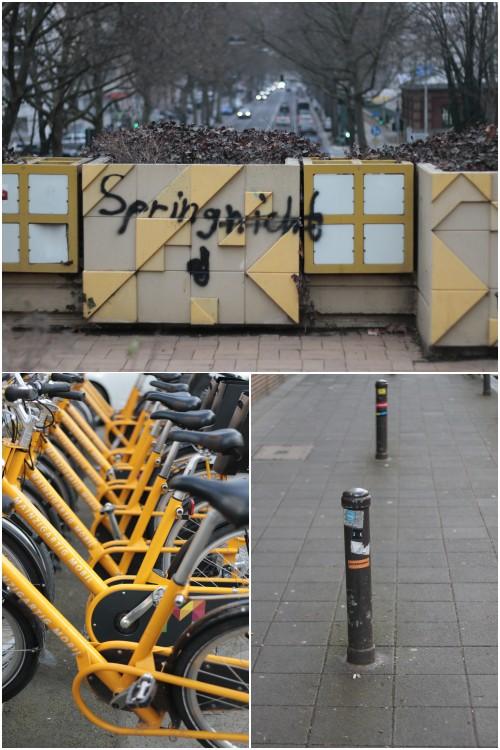 Gelb heitert den grauen Himmel am besten auf - Best of Mainz Photo Walk - diephotographin