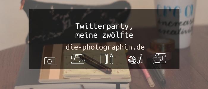 Twitterparty, meine zwölfte