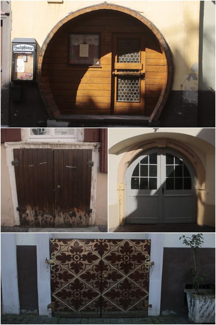 Kleine Heidelberger Türen für das #fotoprojekt17 von diephotographin