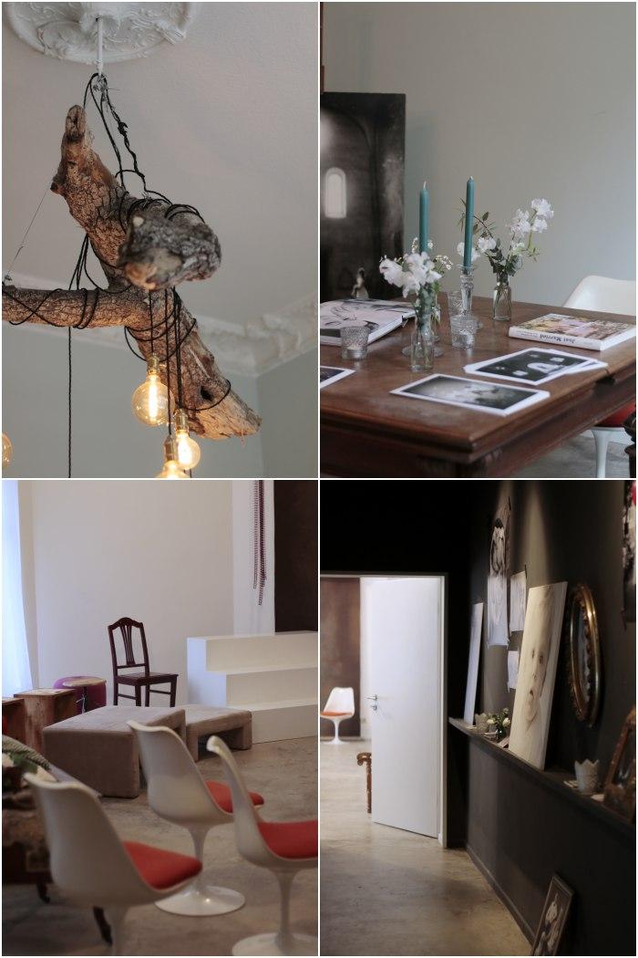 Im Studio von Julia Imhoff - feine Fotografie beim Blogger Breakfast Go local in Wiesbaden - diephotographin