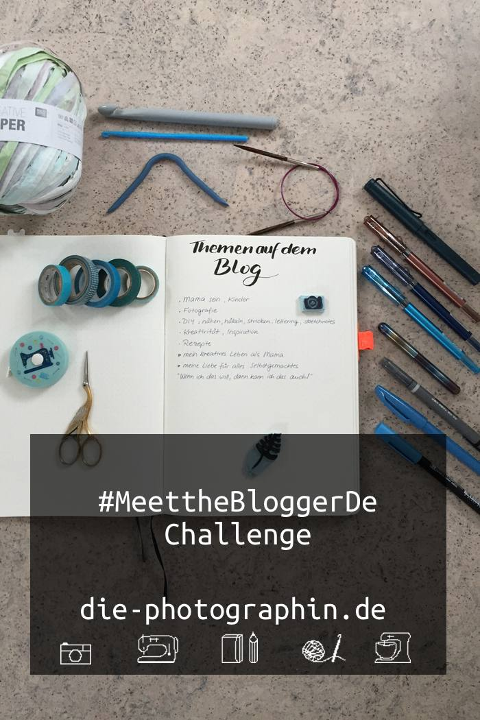 #MeettheBloggerDe Challenge auf Instagram - meine 14 Beiträge