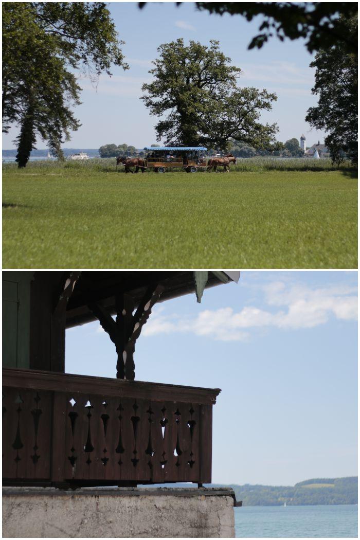 Herrenchiemsee und Tegernsee - Mein Sommer Blogparade - diephotographin