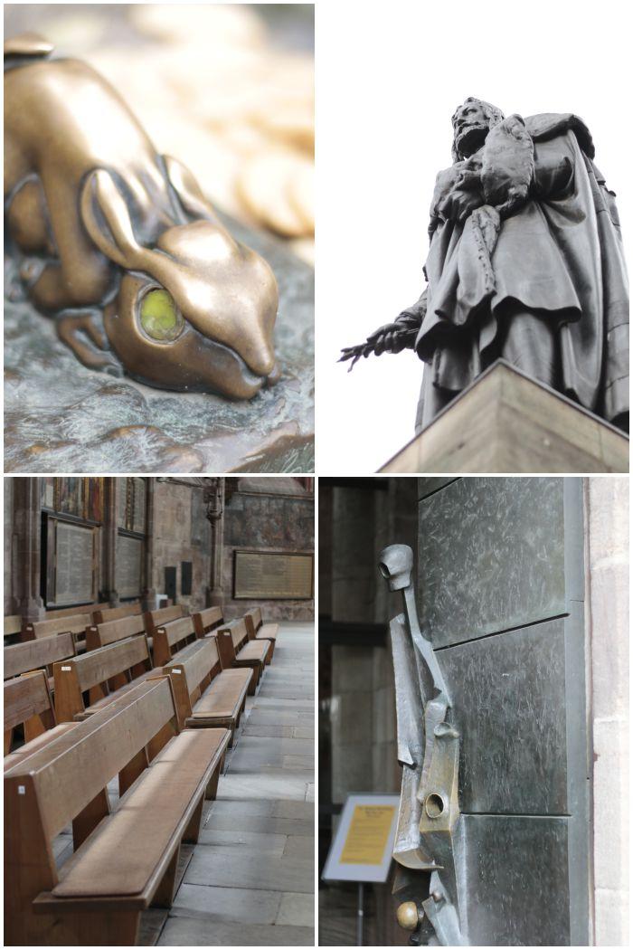 Albrecht Dürer und die St. Sebaldus Kirche - Kultur in Nürnberg - mein Sommer Blogparade - diephotographin