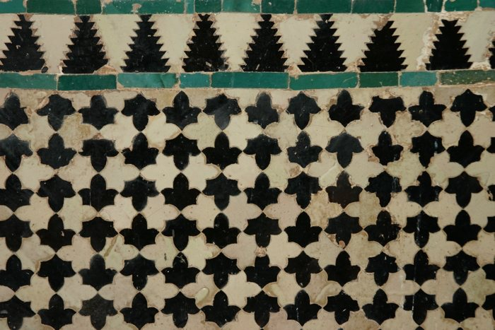 Kacheln in der Alhambra - #fotoprojekt17 - diephotographin