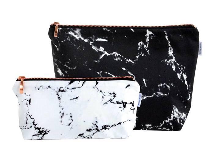 """Marmortaschen - (mit Klick aufs Bild landet ihr auf der Produktseite """"Marmor"""") Foto: © Christiane Hübner"""