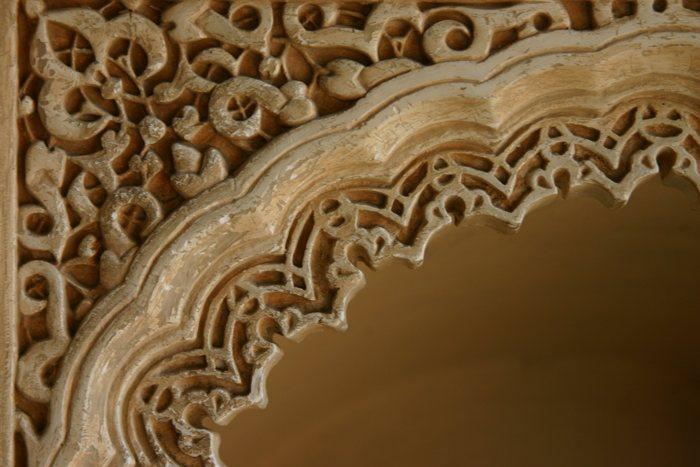 Gemauerter Türrahmen in der Alhambra - #fotoprojekt17 - diephotographin