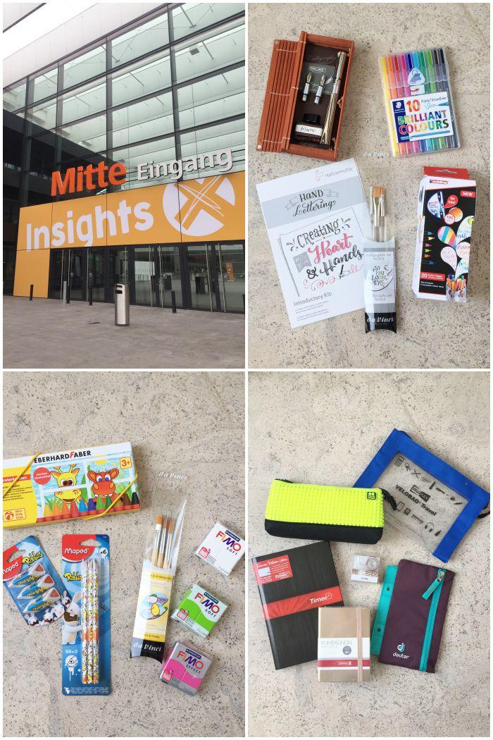 Bloggertour auf der Insights-X in Nürnberg - Inhalte der Goodie-Bag - diephotographin