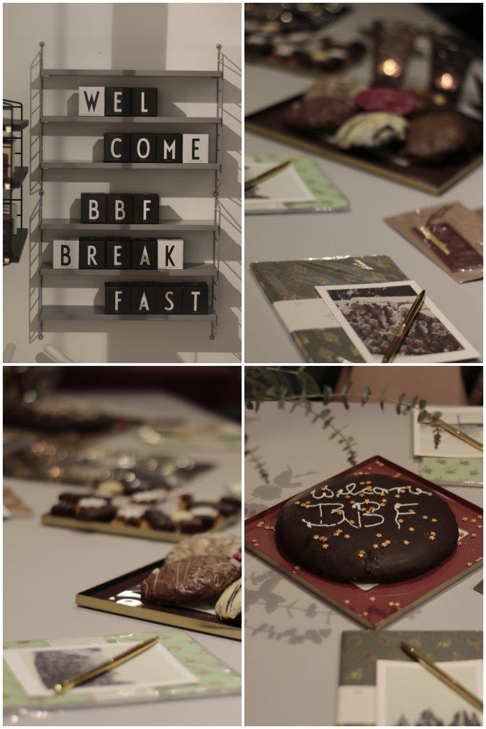 Herzlicher Empfang beim Blogger Breakfast Go local mit Nürnberger Lebkuchen - diephotographin