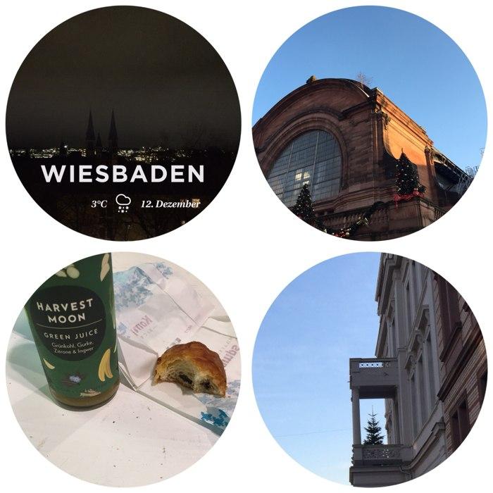 Unterwegs in Wiesbaden - 12 von 12 Dezember - diephotographin