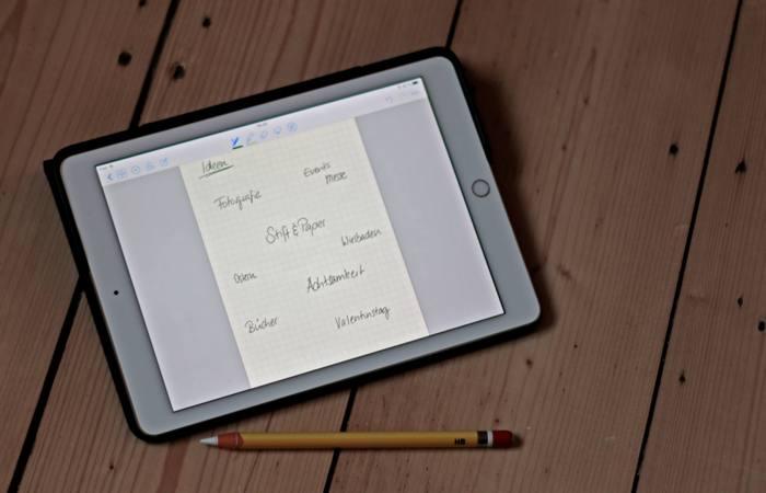 Die Notizbuch App Good Notes - diephotographin