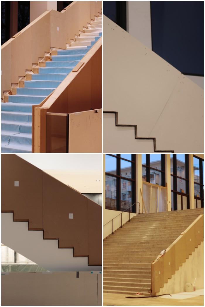 Jede Menge Treppen - Führung durch das RheinMain CongressCenter - diephotographin