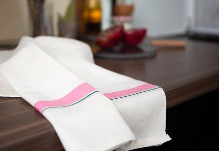 Weavers Edition Tea Towel - Indian Goods Co. (mit Klick aufs Bild landet ihr auf der Produkteseite) - Foto: © Christine Buhl