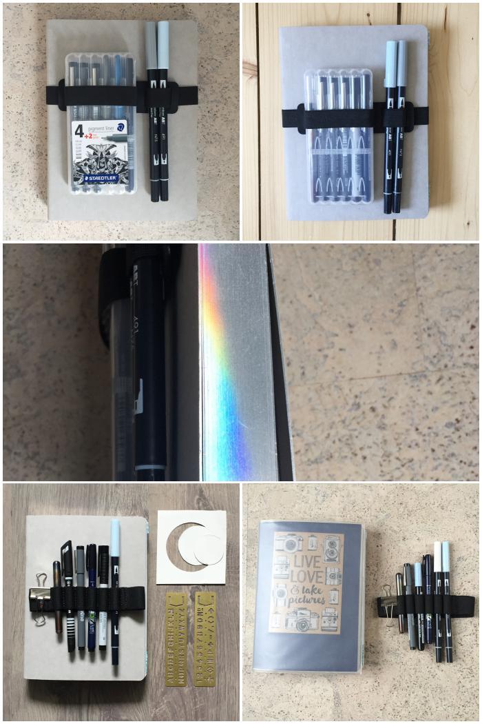 Mein erstes Bullet Journal, ein Notizbuch von Nuuna mit meinen liebsten Stiften - Bullet Journal 101 - diephotographin