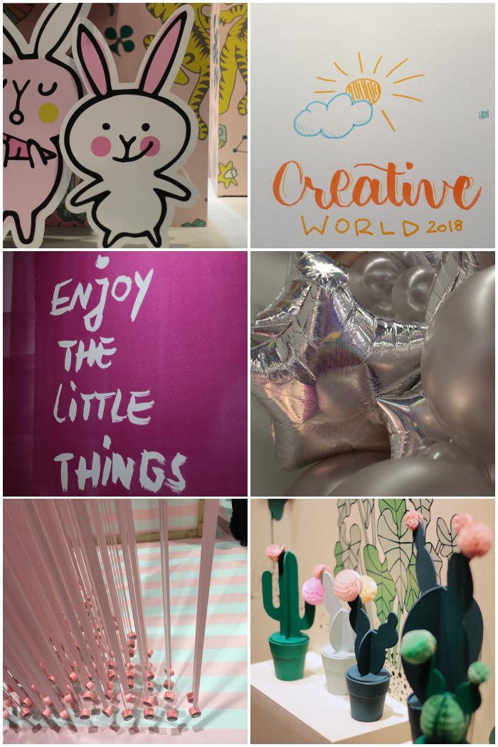 Noch ein paar Eindrücke der Creativeworld zum Abschluss - diephotographin