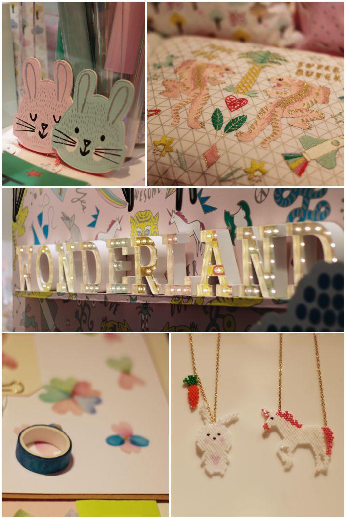 Themenwelt Wonderland am Stand von Rico auf der Creativeworld - diephotographin