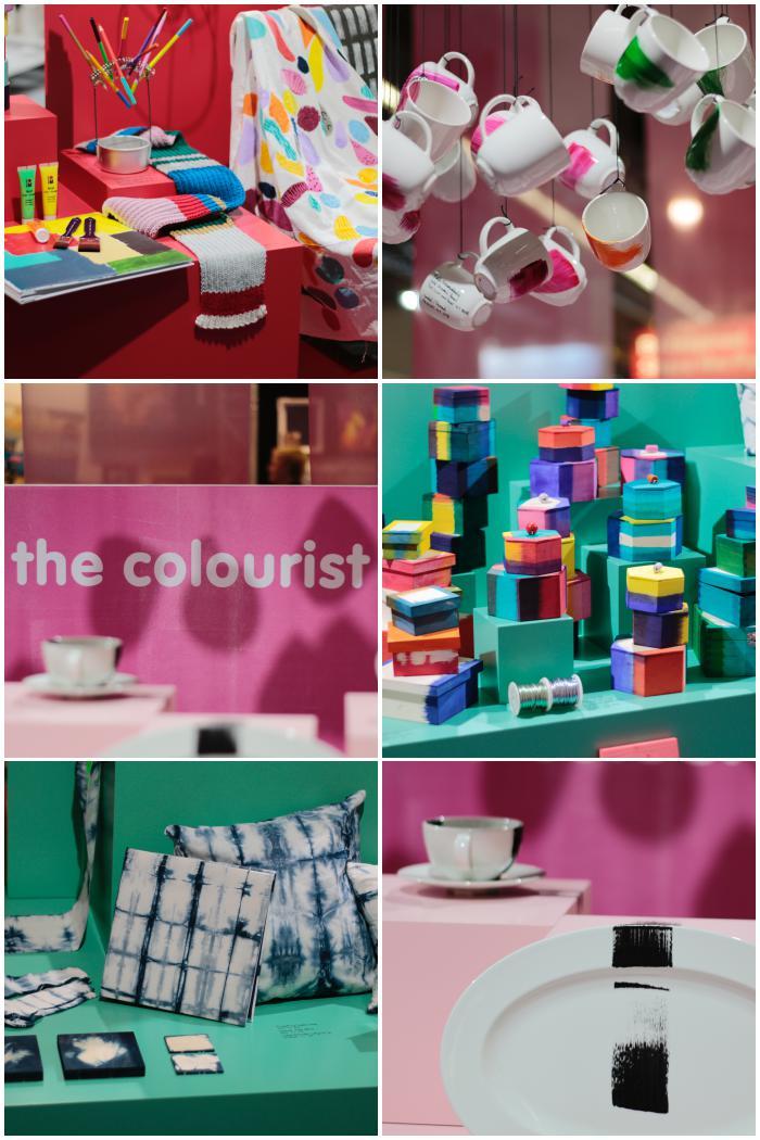 """Trendwelt """"The Colourist"""" auf der Creativeworld - diephotographin"""