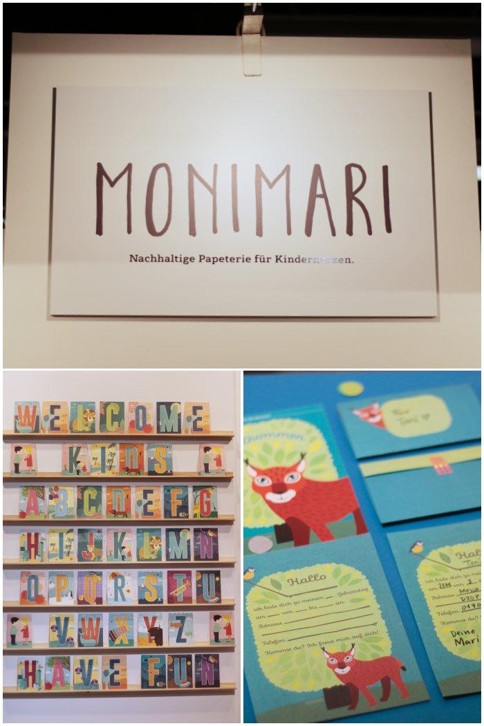 Monimari Stand auf der Paperworld - diephotographin