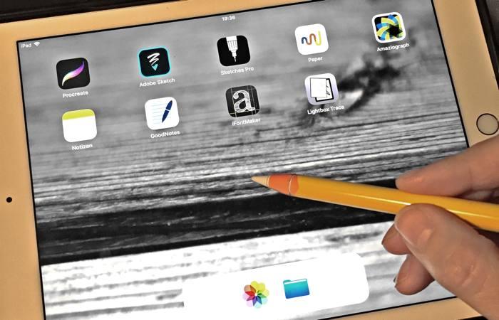 Meine liebsten iPad Apps als Stift + Papier Liebhaber - diephotographin