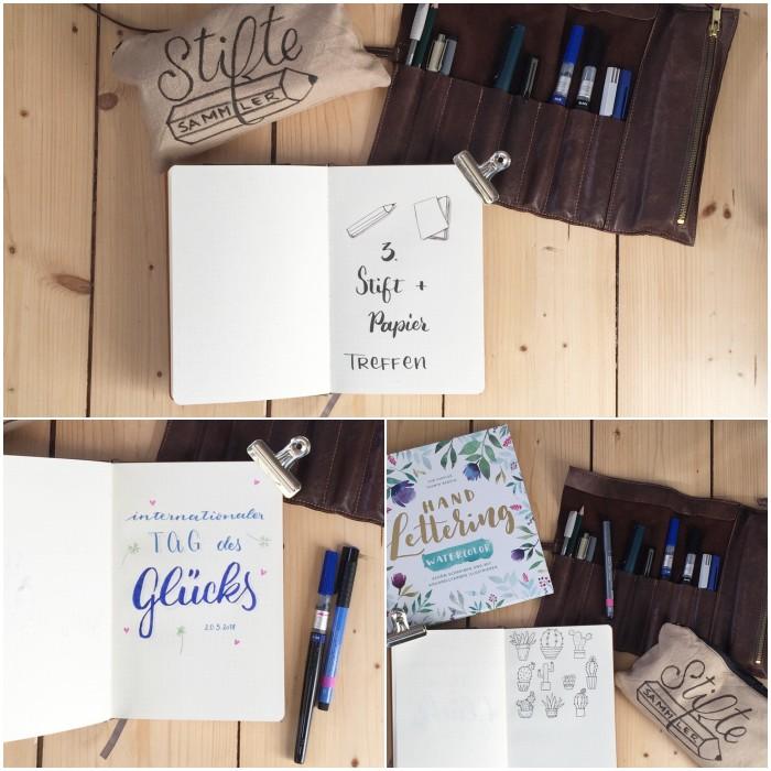 Meine Werke vom 3. Stift + Papier Treffen - Stift + Papier Treffen - diephotographin