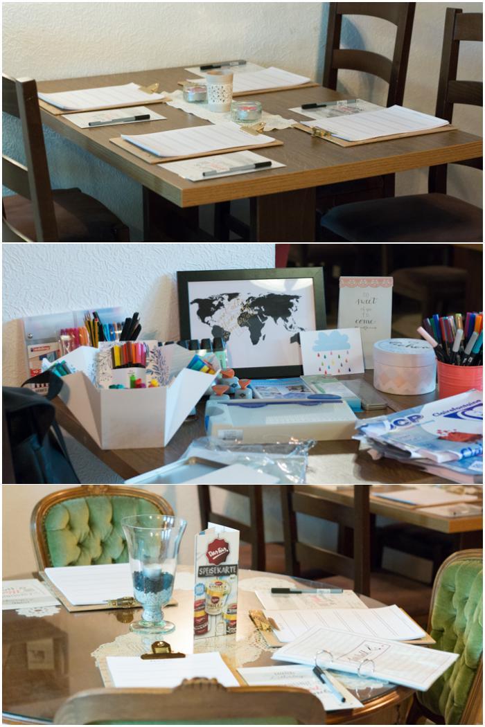 Dritter Handlettering Workshop mit Anna Schneider im fair.liebt. in Wiesbaden organisiert von mir (Increase Creativity) - diephotographin