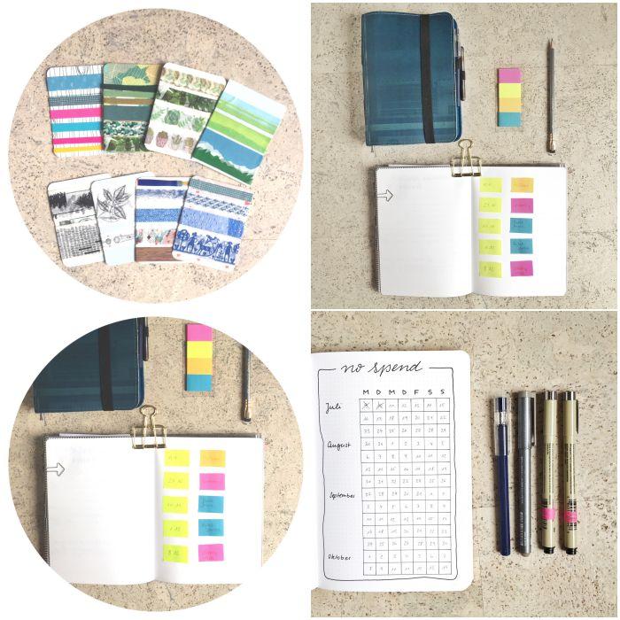 Die neuen Workshop-Termine bekannt geben, mein Bullet Journal vorbereiten und Washi Tape für den Urlaub packen - diephotographin