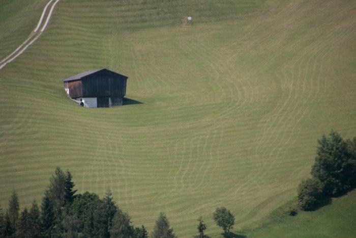 Gemähte Almwiesen - Wildschönau, Österreich - Sommer in den Bergen - diephotographin