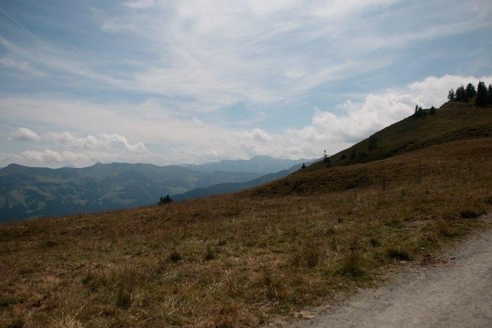 Blick vom Schatzberg - Wildschönau, Österreich - Sommer in den Bergen - diephotographin