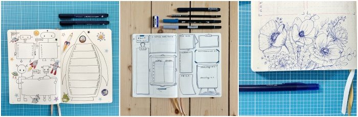 Bullet Journal als kreative Spielwiese ++ Inspiration von mir Increase Creativity