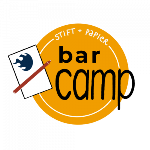 Logo-StiftPapierBarCamp-klein